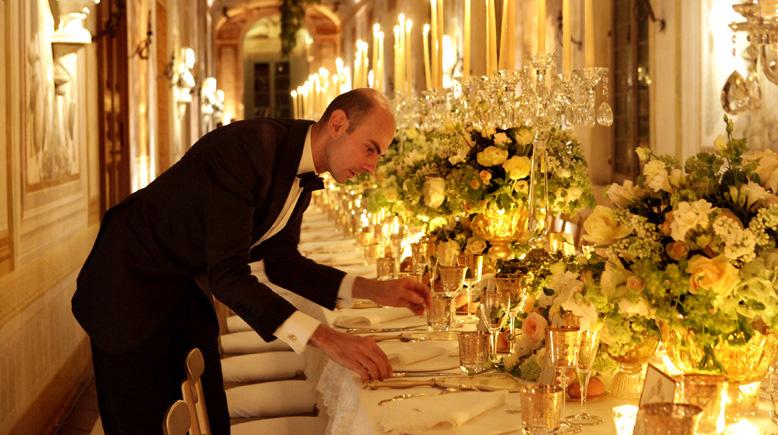 Segnaposto Matrimonio Enzo Miccio.Wedding Planner Enzo Miccio